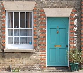 & Doors on English houses