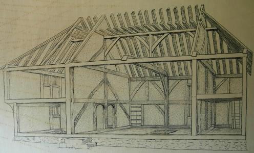 What Makes A House A Tudor 28+ [ what makes a house a tudor ]   how to make a tudor house