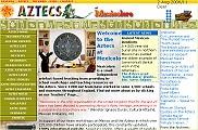 Aztecs homework help