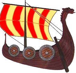 Viking longboats primary homework help