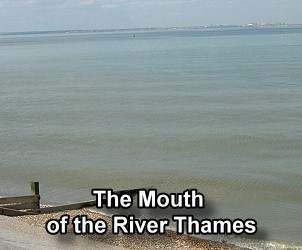 mouth of the River Thames