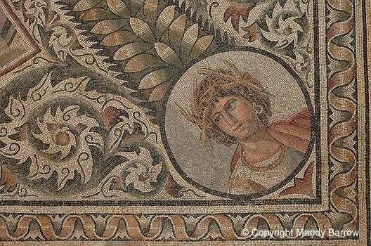 Primary homework help romans mosaics