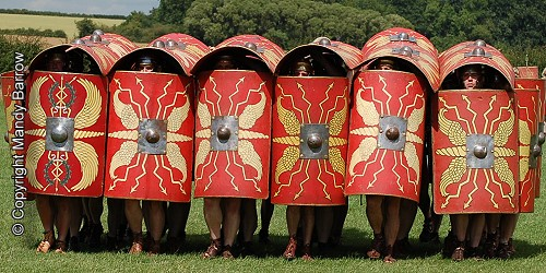 Primary homework help romans roman army