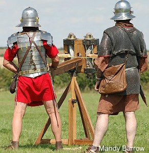 Primary homework help romans roman army