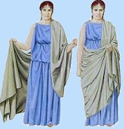 What clothes did women wear