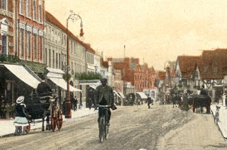 Tonbridge High Street