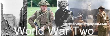 Primary Homework Help Co Uk War Blitz